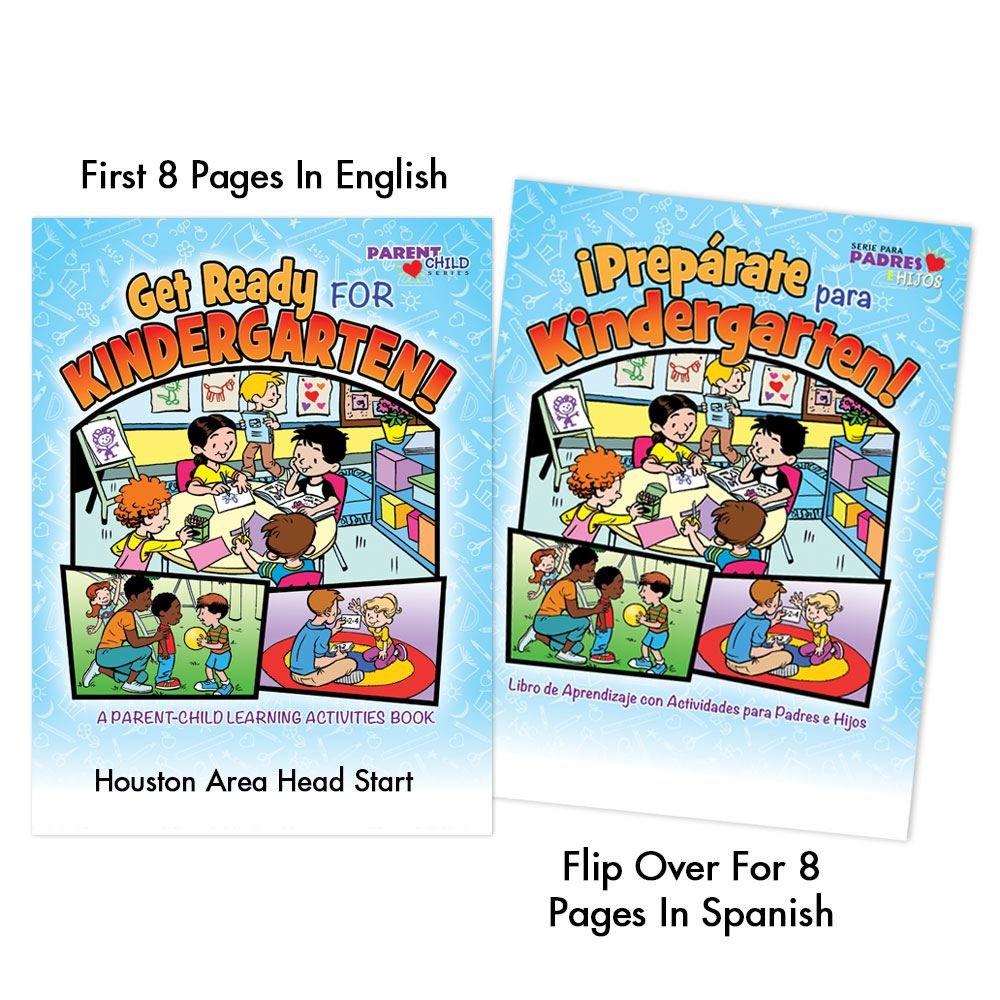 Get Ready For Kindergarten Bilingual Parent-Child Learning ...