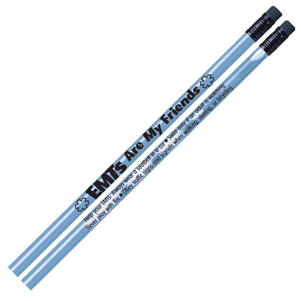EMTs Are My Friends Heat-Sensitive Pencils