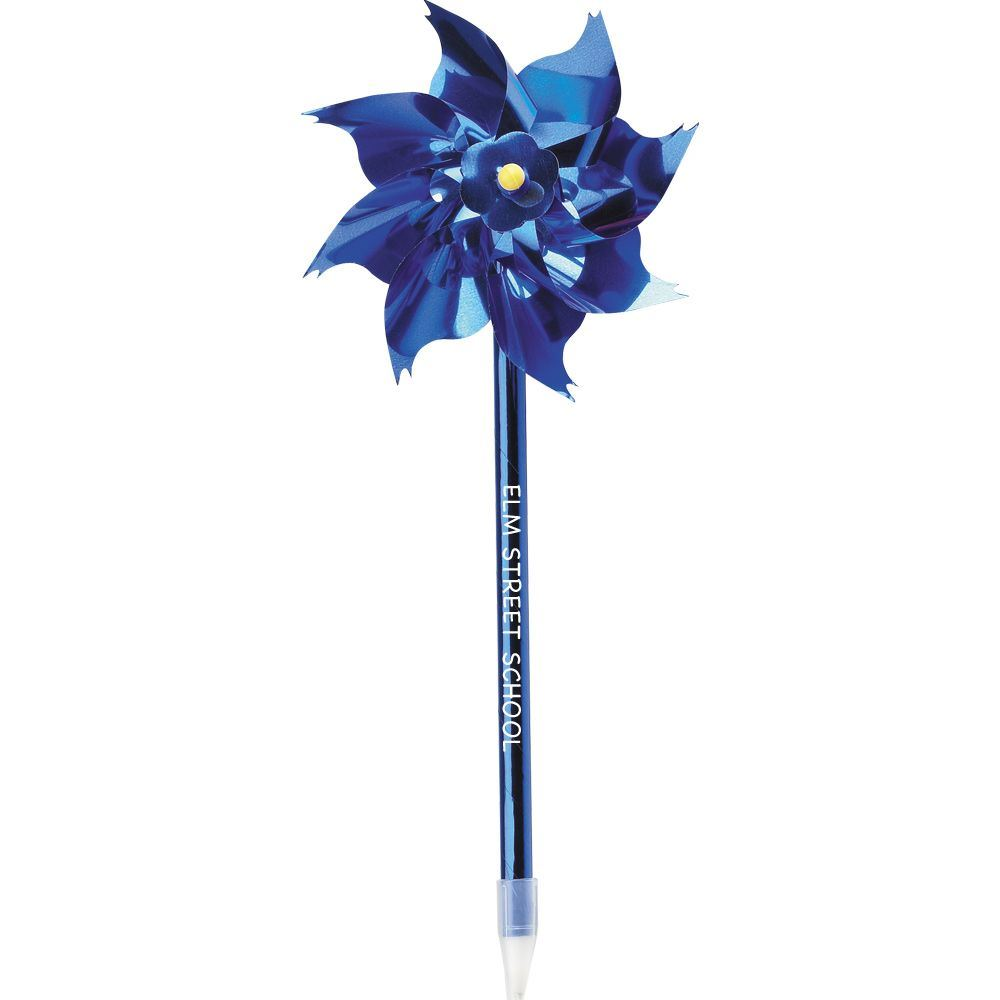 Pinwheel Pen - Personalization Available