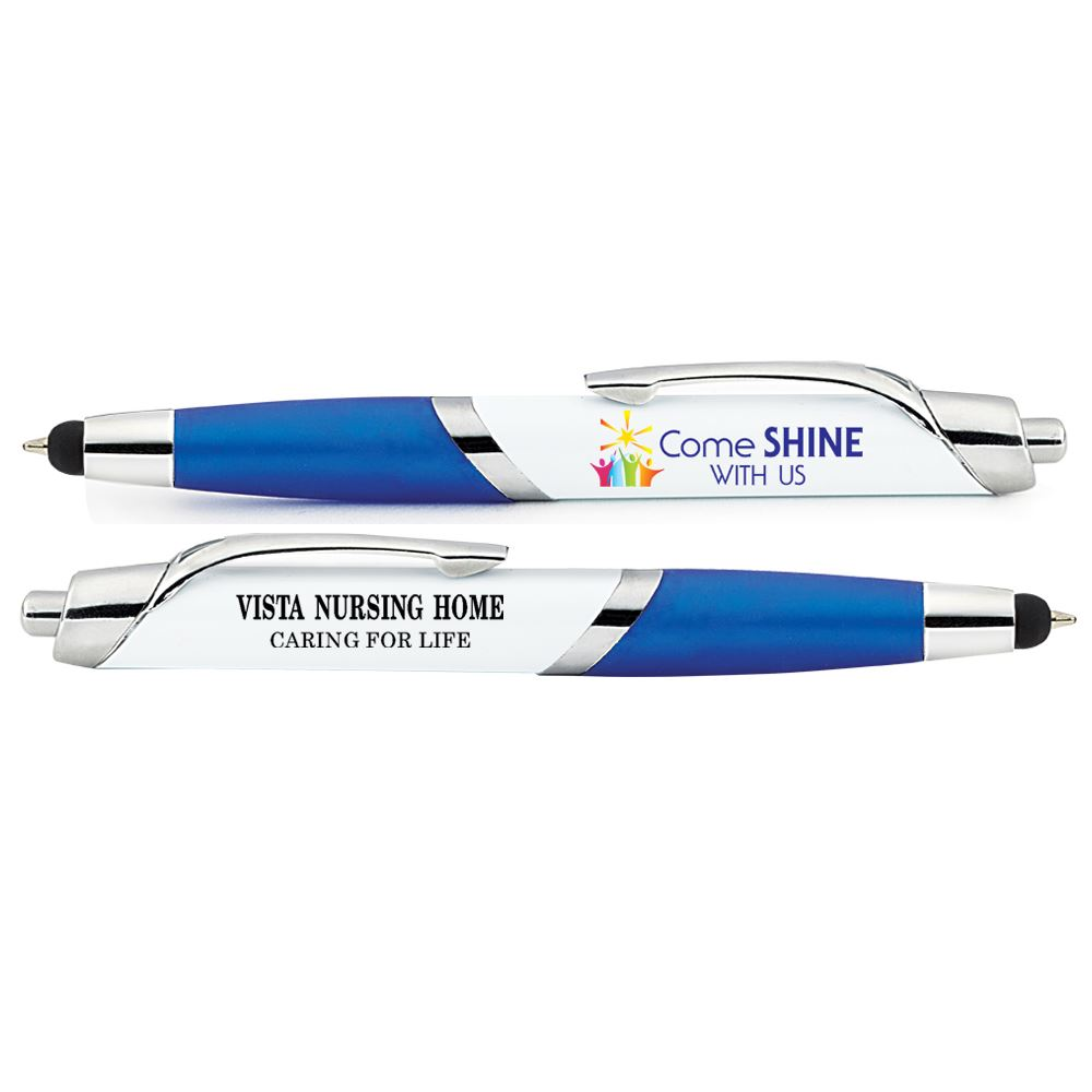 Come Shine With Us Aventura Stylus Pen - Personalization Available