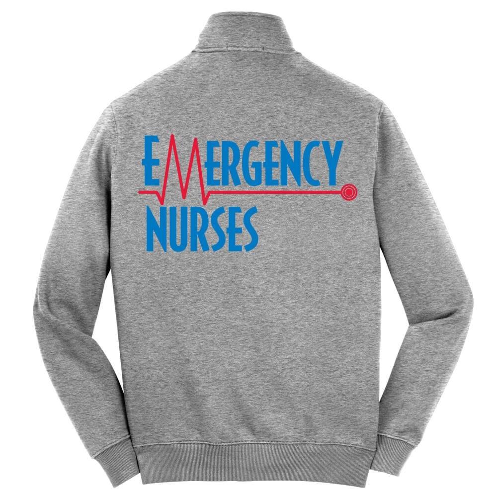 Emergency Nurses 2-Sided Full-Zip Jacket - Personalized