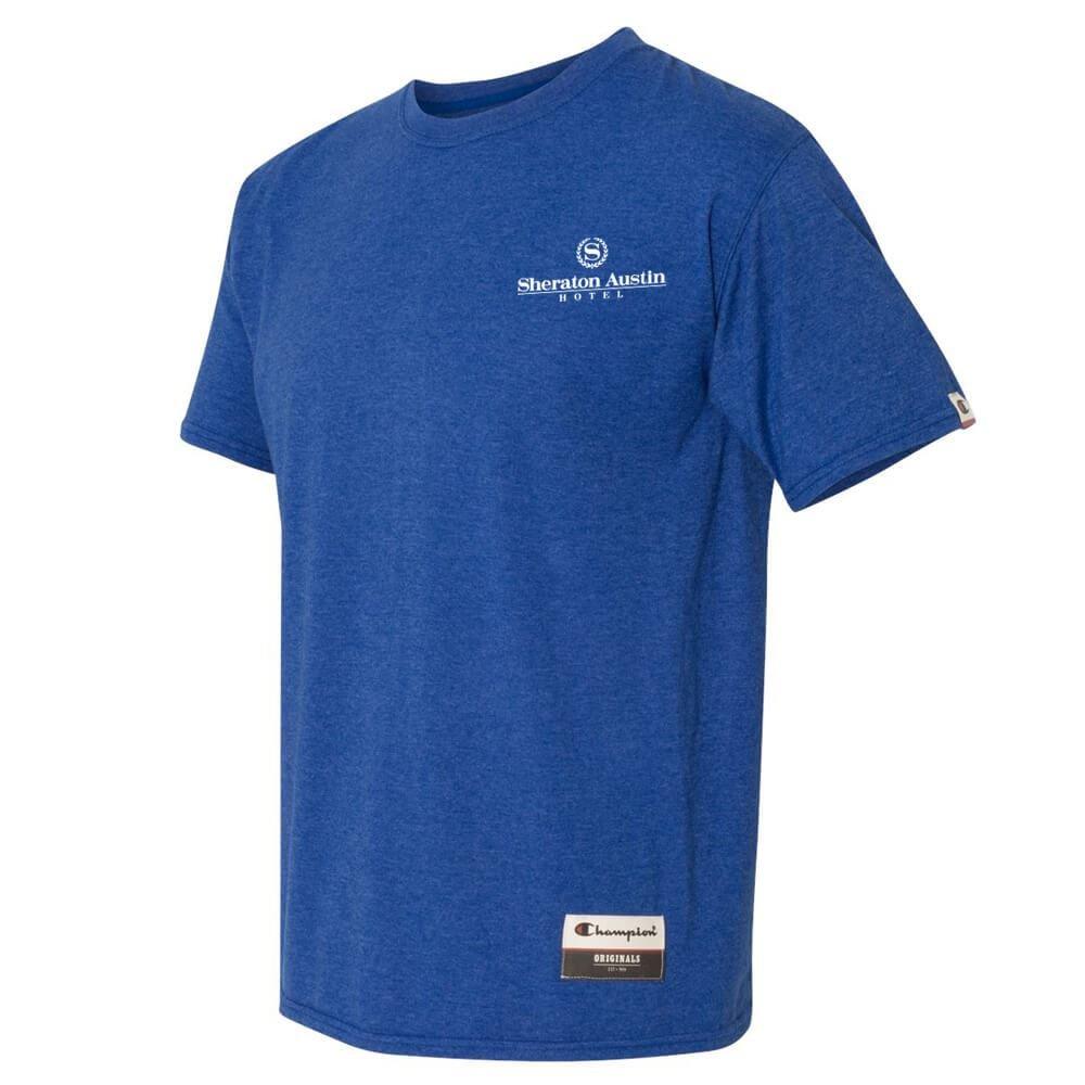 Champion® Originals Unisex Soft-Wash T-Shirt - Personalization Available