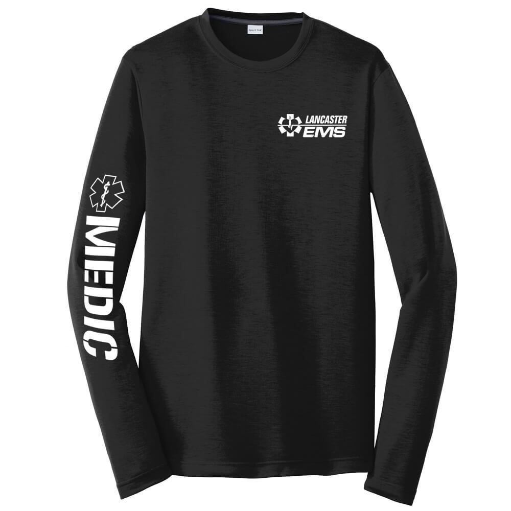 Long Sleeve Medic T Shirt Personalized Positive Promotions
