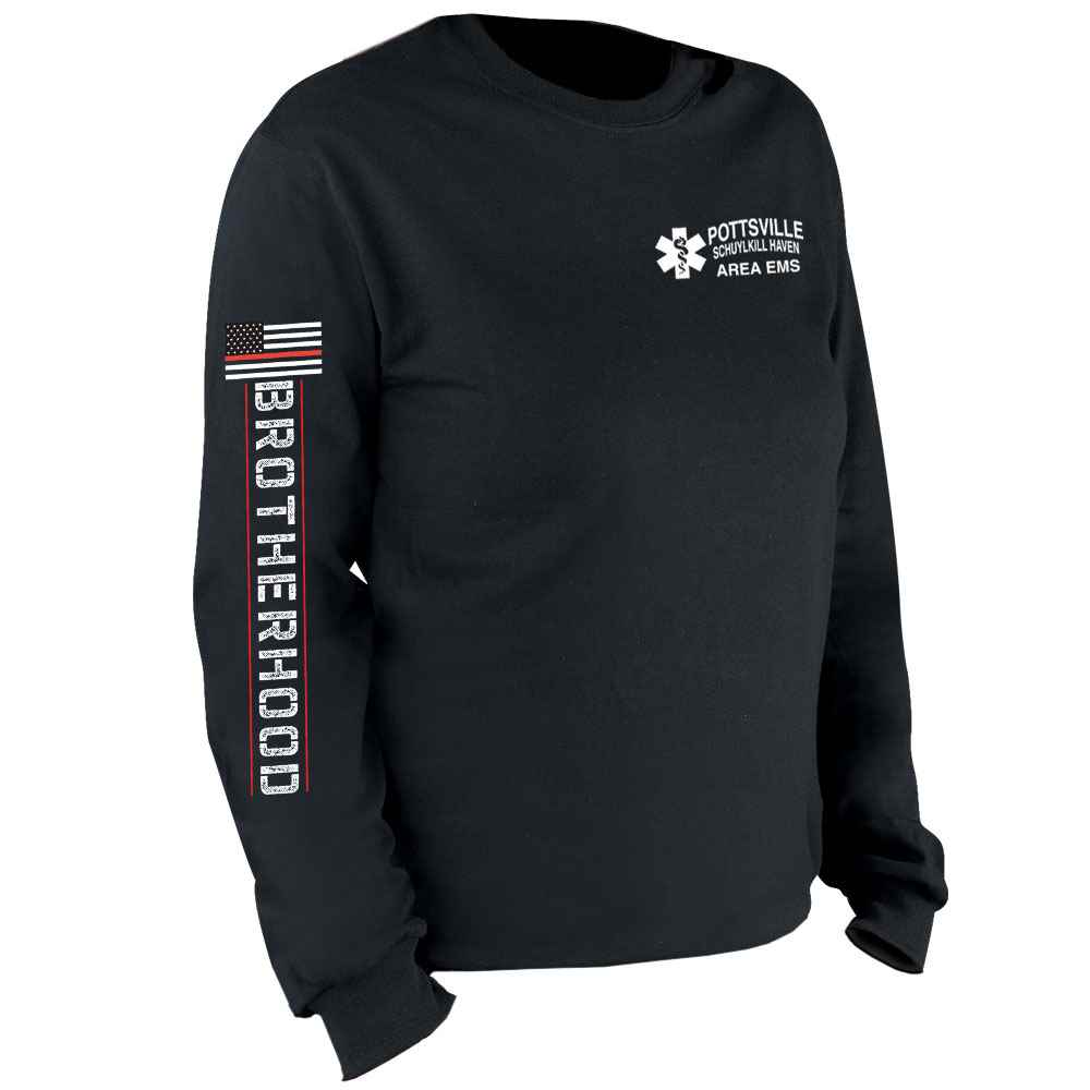Brotherhood Long Sleeve T-Shirt - Personalized