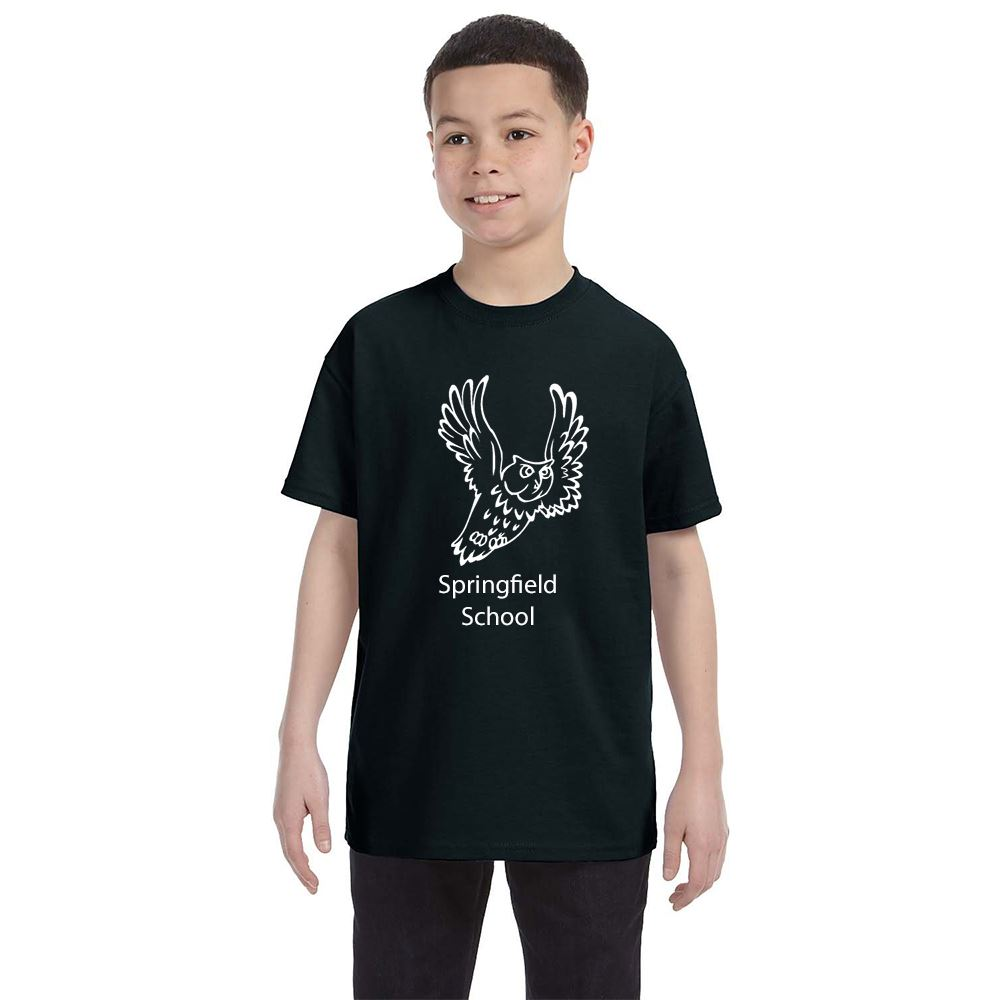 Gildan® Heavy Cotton Youth T-Shirt: Popular Colors - Personalization Available