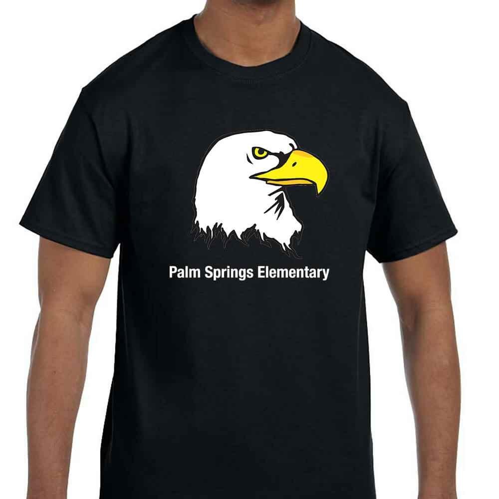 Men's Gildan® Heavy Cotton Short-Sleeve T-Shirt - Personalization Available