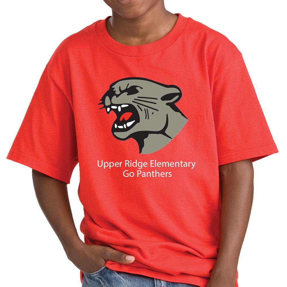 Youth Gildan® Heavy Cotton Short-Sleeve T-Shirt - Personalization Available