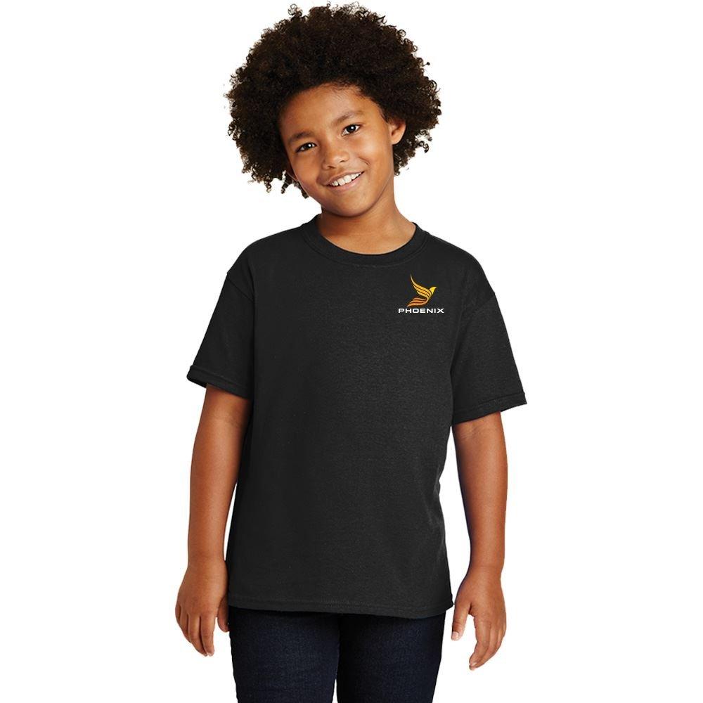 Youth Gildan® Heavy Cotton Short-Sleeve T-Shirt - Personalization Available