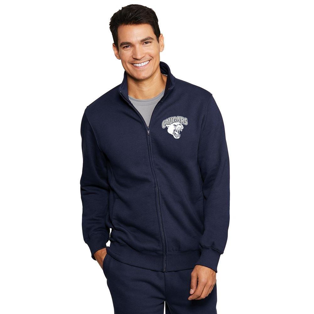 Sport-Tek® Full-Zip Sweatshirt - SIlkscreen Personalization Available