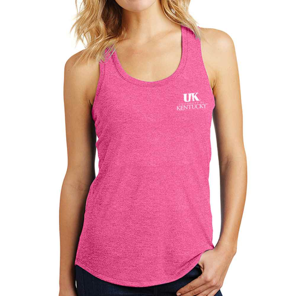 District® Women's Perfect Tri® Racerback Tank - Personalization Available