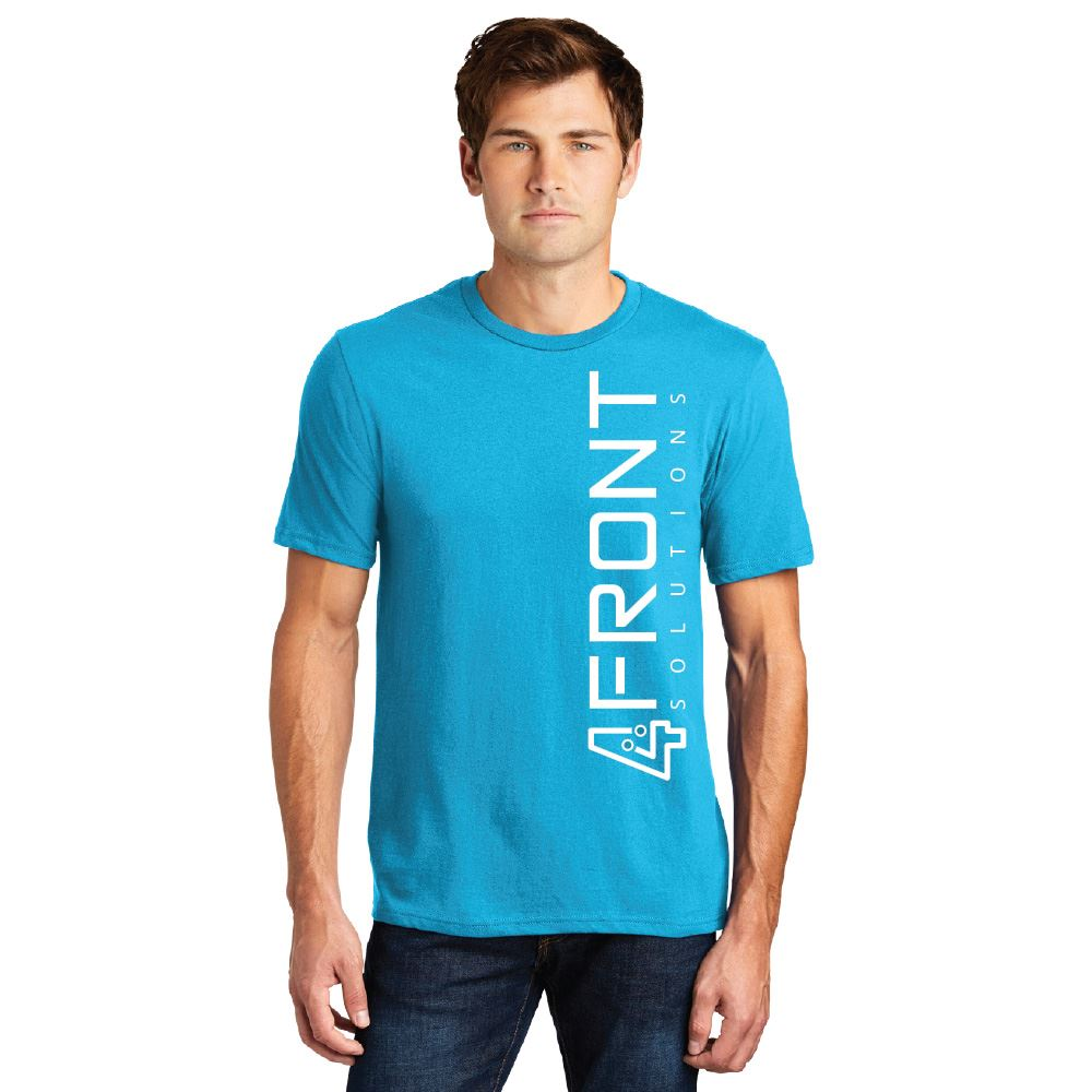 District® Men's Very Important Tee® - Silkscreen Personalization Available