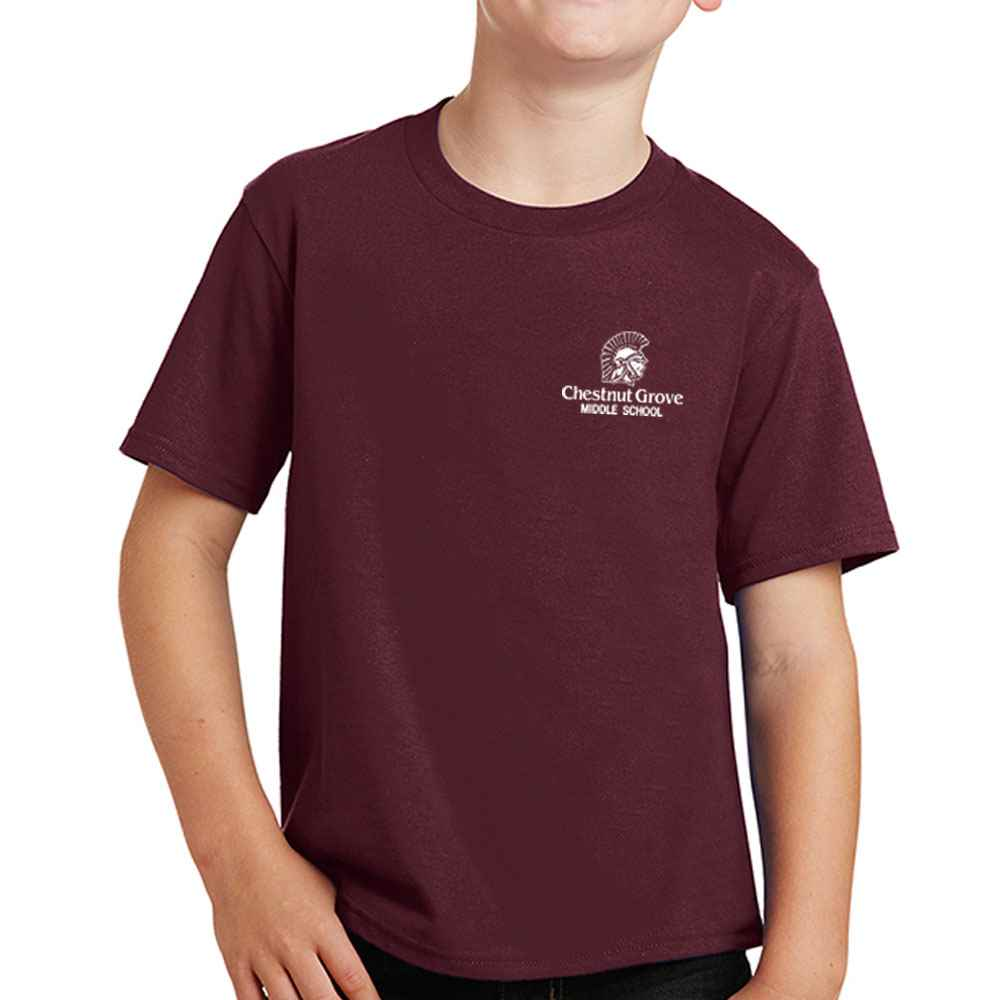 Port & Company® Youth Fan Favorite™ T-Shirt - Personalization Available