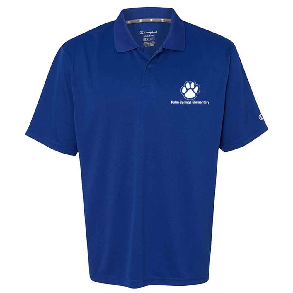 Champion® Ultimate Double Dry® Men's Performance Sport Shirt - Personalization Available