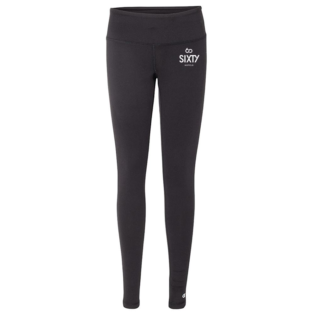 Champion® Women's Performance Leggings - Personalization Available