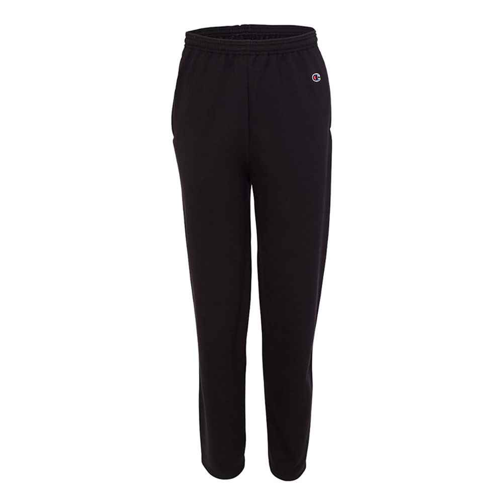 Champion® Double Dry® Eco Adult Open Bottom Sweatpants With Pockets - Personalization Available