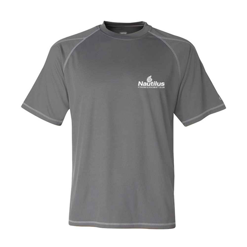 Champion® Double Dry® Mesh T-Shirt - Personalization Available