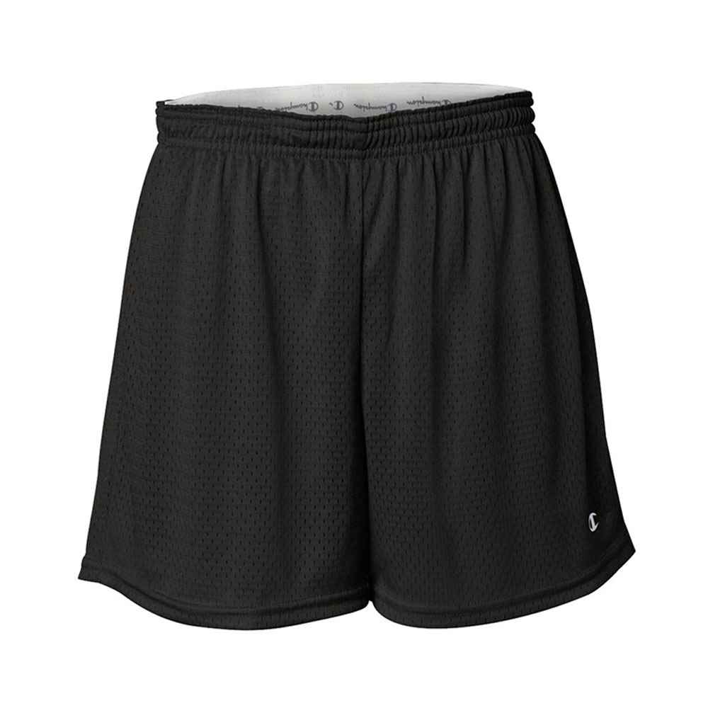 Champion® Women's Tagless Active Mesh Shorts - Personalization Available
