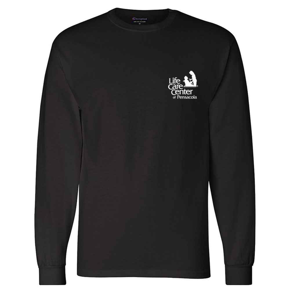 Champion® Long Sleeve T-Shirt - Personalization Available