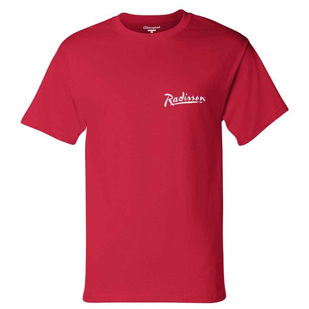 Champion® Adult Short Sleeve T-Shirt - Silkscreened Personalization Available