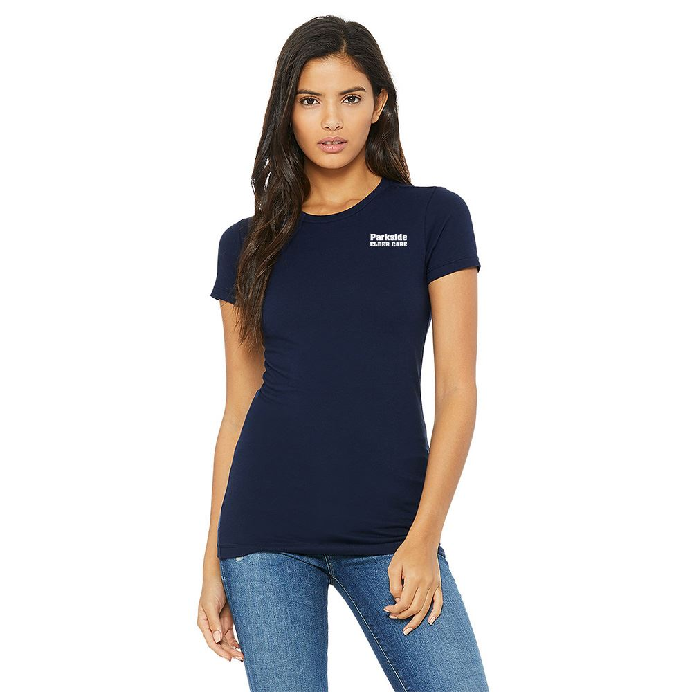 Bella + Canvas® Women's Jersey Tee - Personalization Available