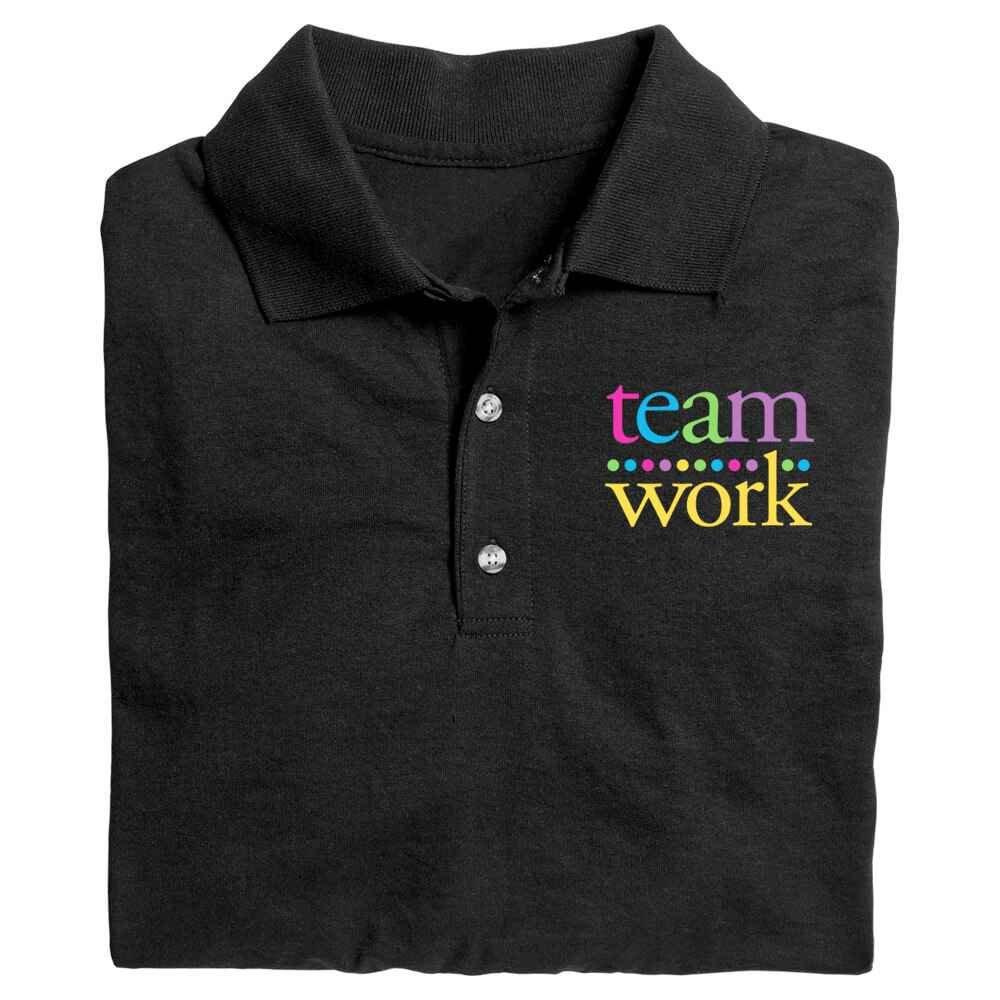 Teamwork Gildan® DryBlend Jersey Polo - Personalization Optional