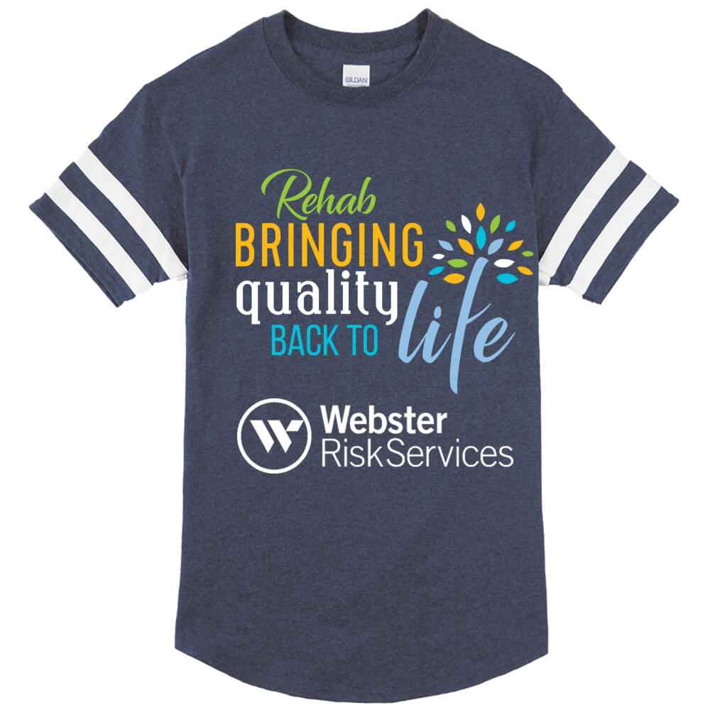 Rehab: Bringing Quality Back To Life Women's Gildan® Victory T-Shirt - Personalization Available