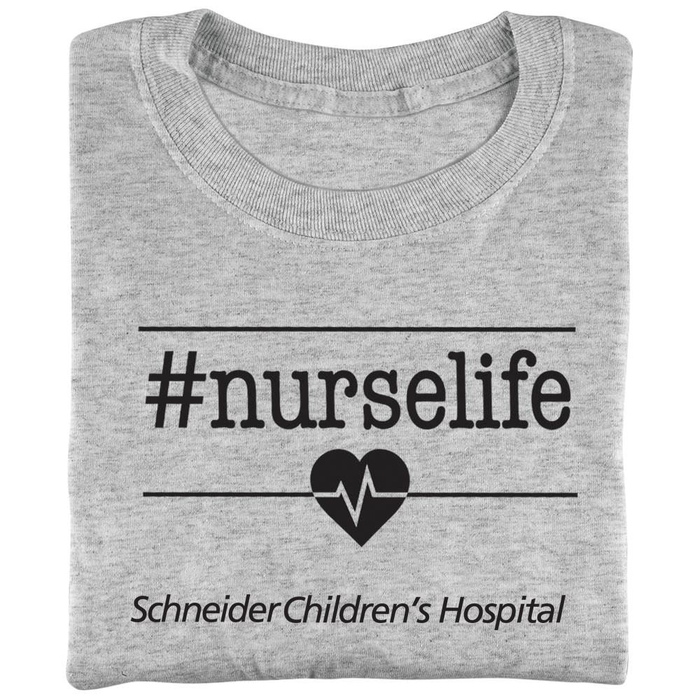 #nurselife Recognition Short-Sleeve T-Shirt - Personalization Optional