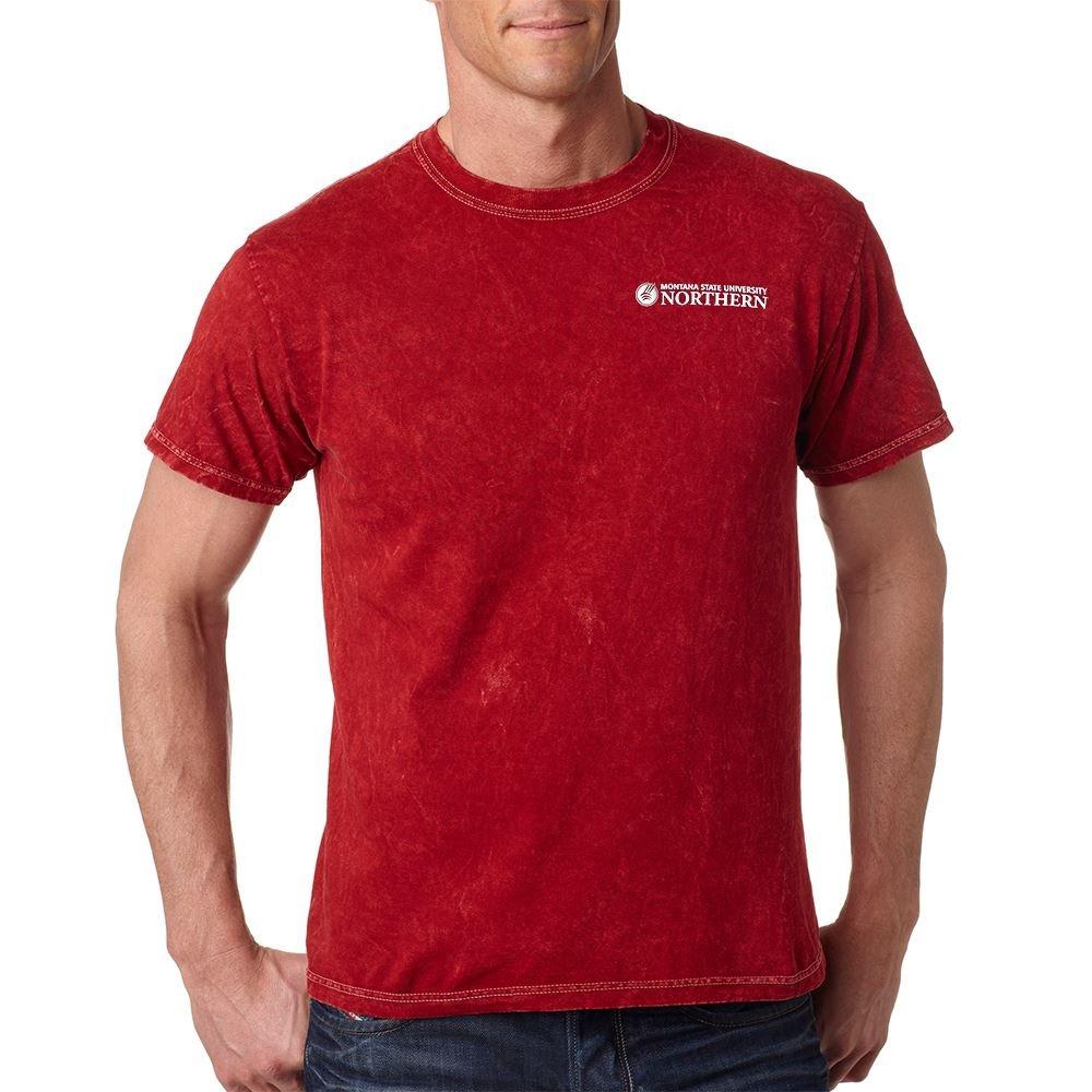 Tie Dye Mineral Color T-Shirt