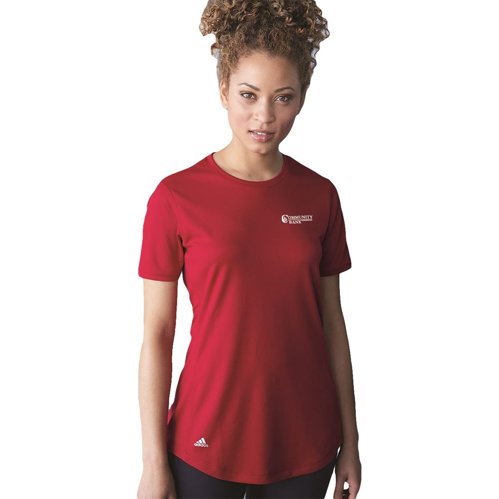 Adidas® Women's�Sport T-Shirt - Personalization Available