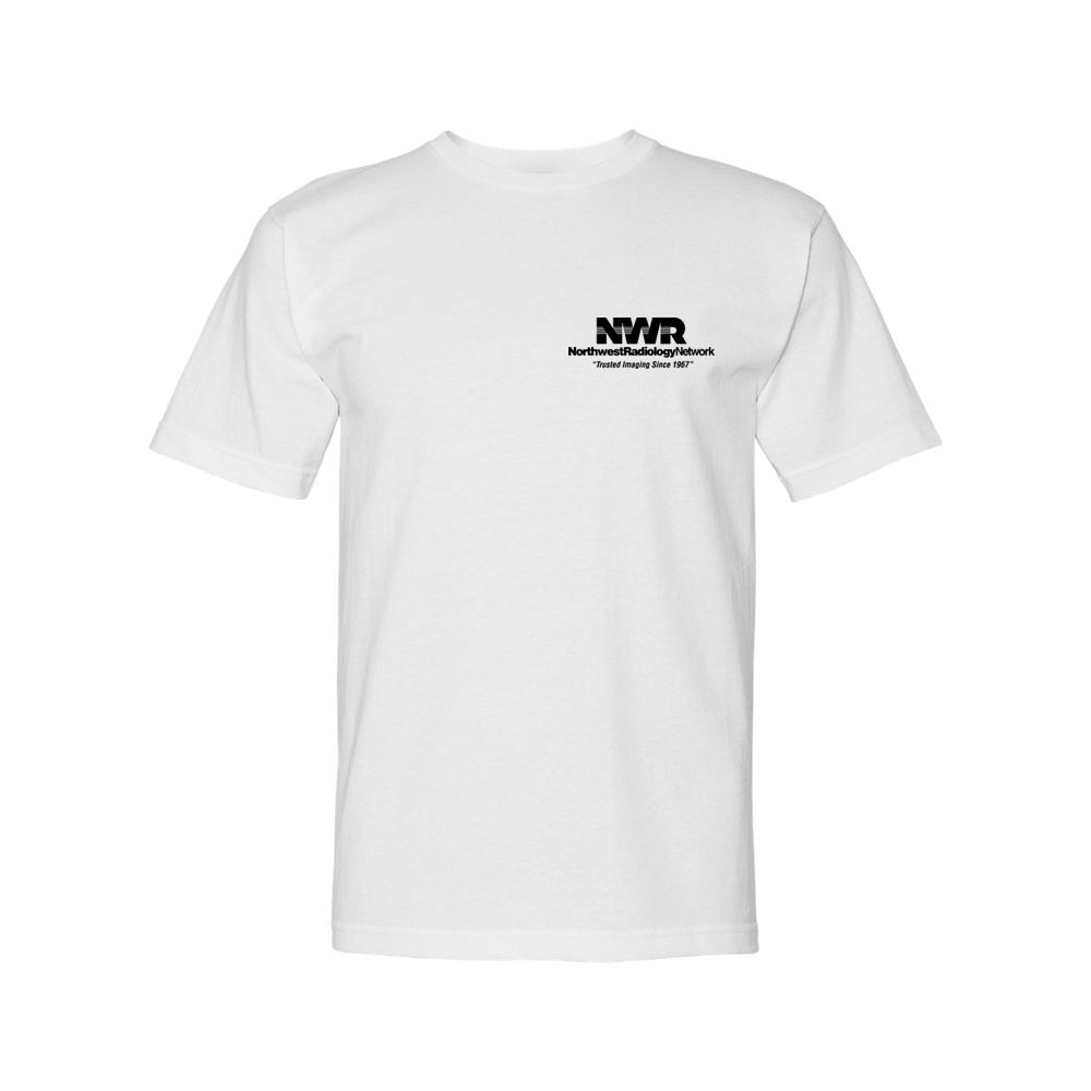 Bayside - USA-Made 100% Cotton Short Sleeve T-Shirt - Personalization Available
