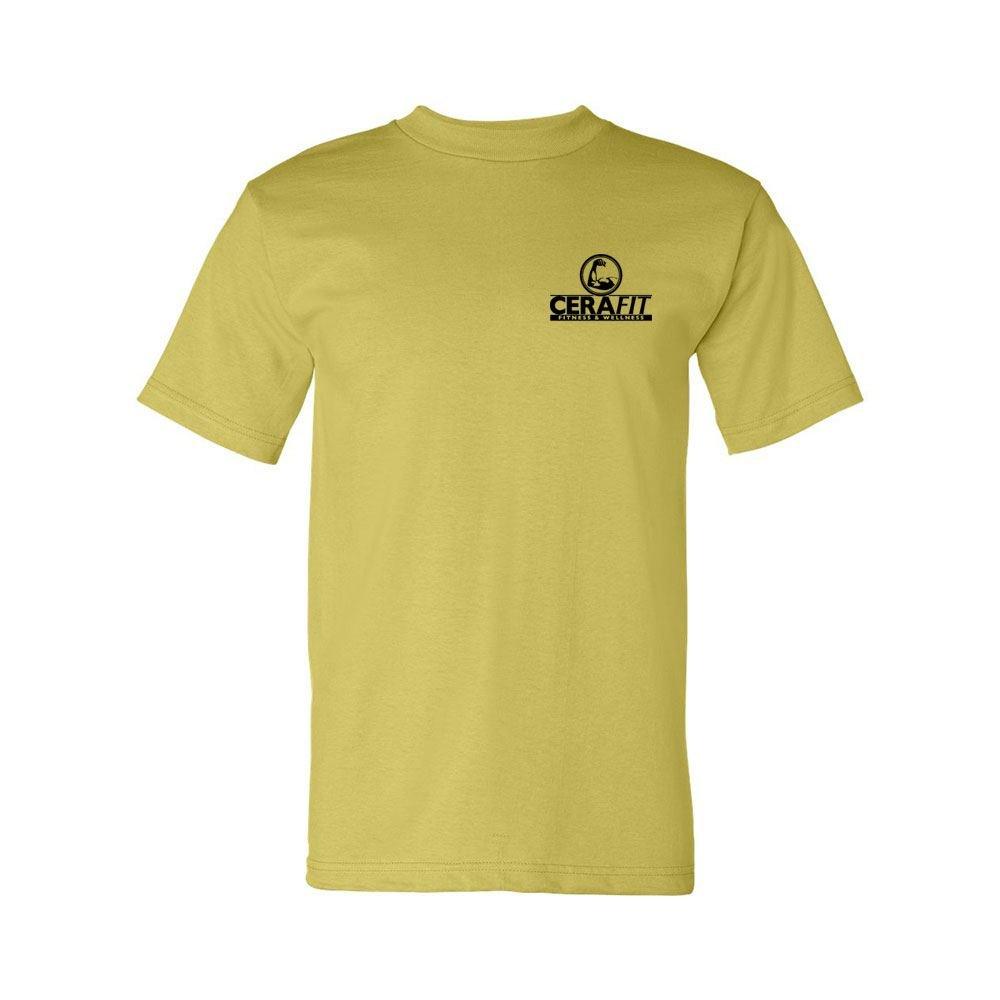 Bayside USA Made Short Sleeve T-Shirt