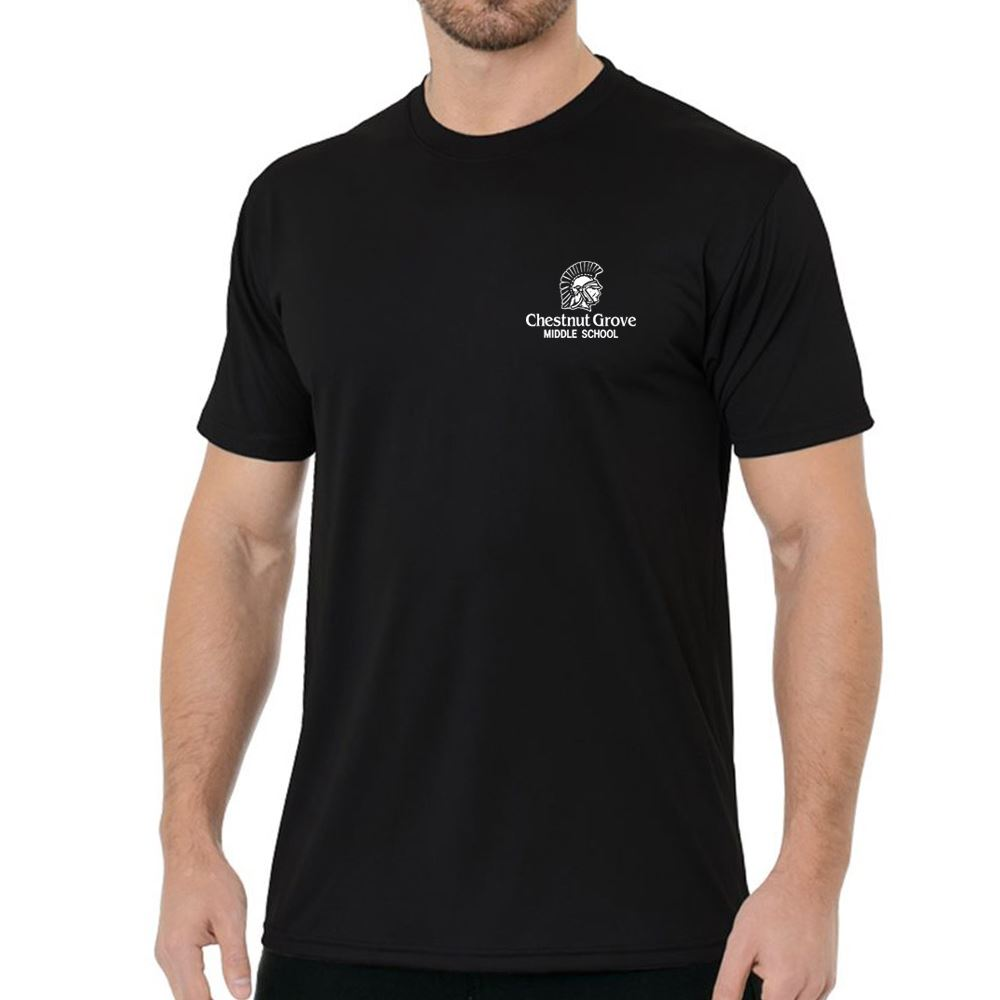 Bayside - USA-Made Performance T-Shirt - Personalization Available