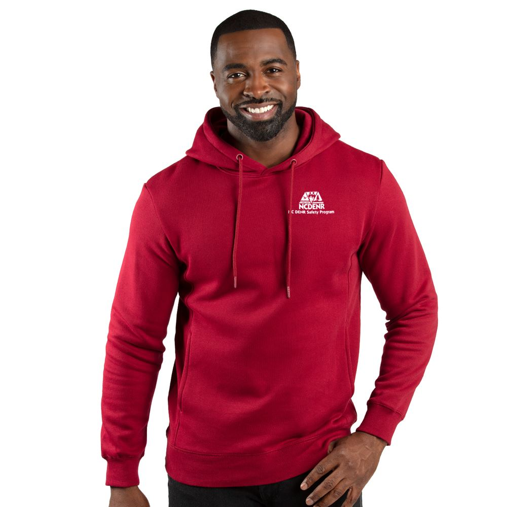 Threadfast Apparel® Unisex Ultimate Fleece Pullover Hooded Sweatshirt - Silkscreen Personalization Available