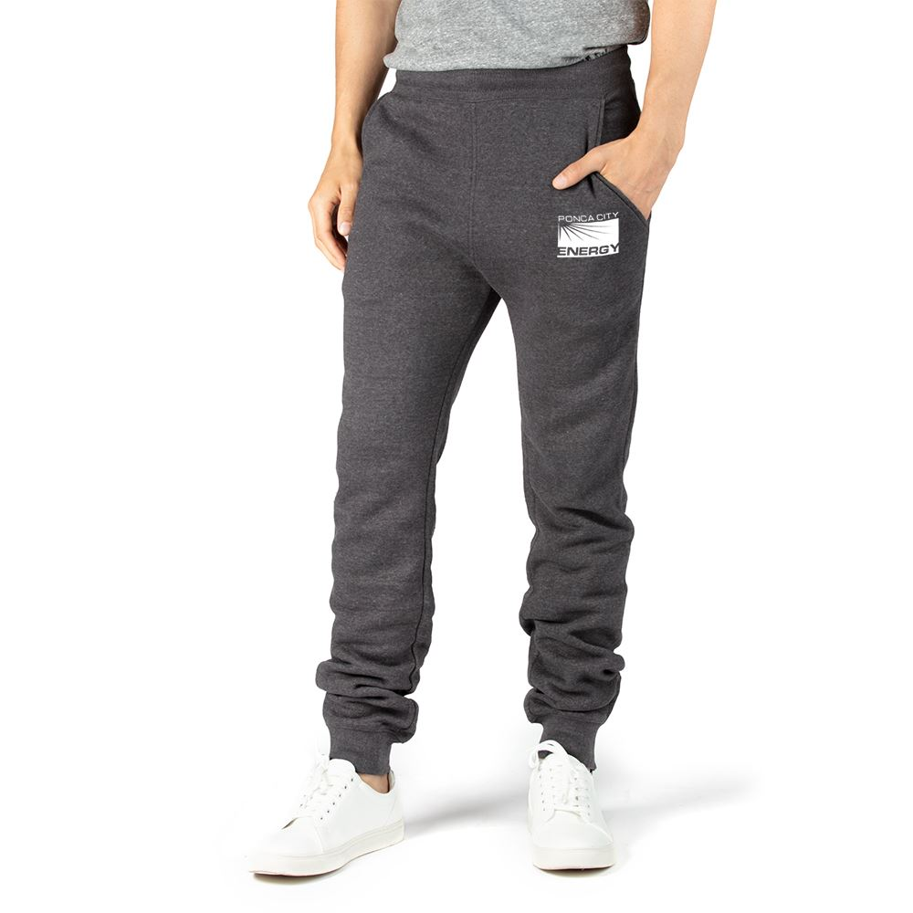 Threadfast Apparel Unisex Ultimate Eco Recycled Fleece Sweatpants - Personalization Available