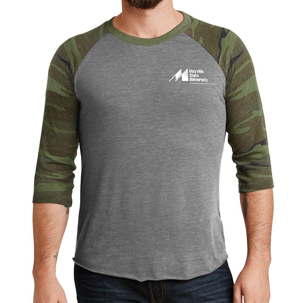 Alternative Eco-Jersey™ Baseball T-Shirt - Personalization Available