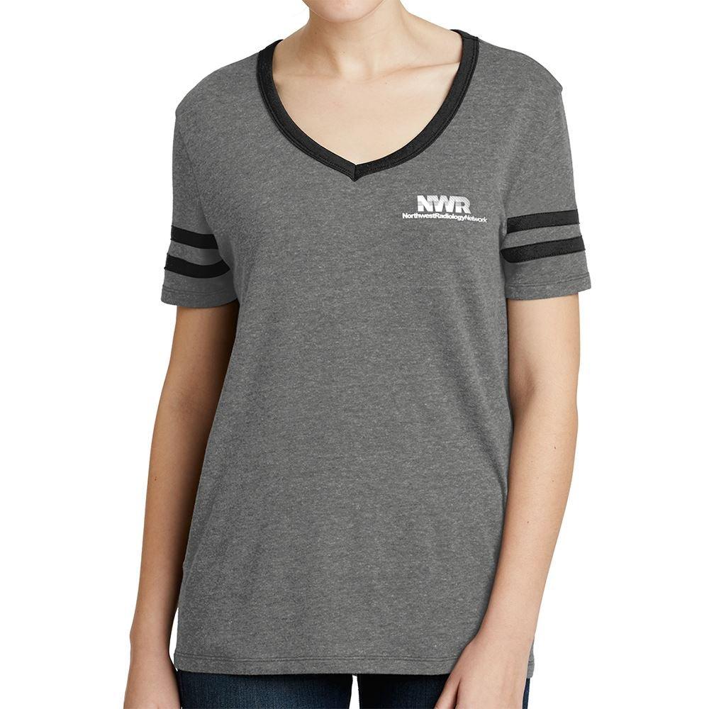 Women's Alternative® Varsity Vintage 50/50 T-Shirt - Personalization Available