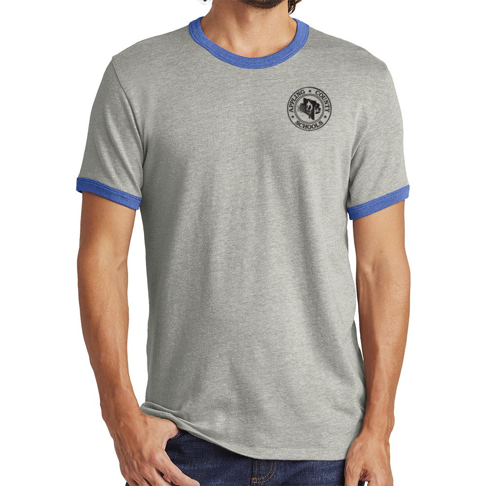 Alternative The Keeper Vintage 50/50 Ringer T-Shirt - Personalization Available