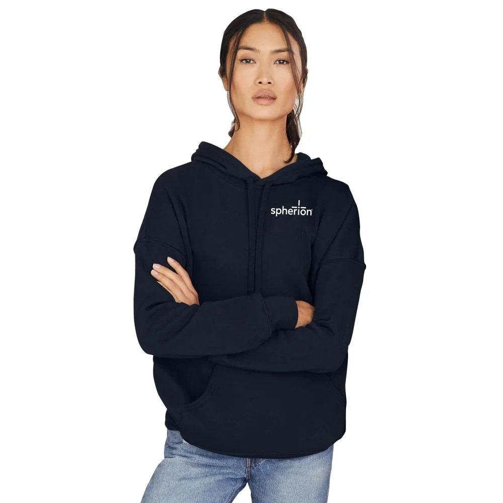 Bella + Canvas® Unisex Sponge Fleece Pullover Hooded Sweatshirt- Silkscreen Personalization Available