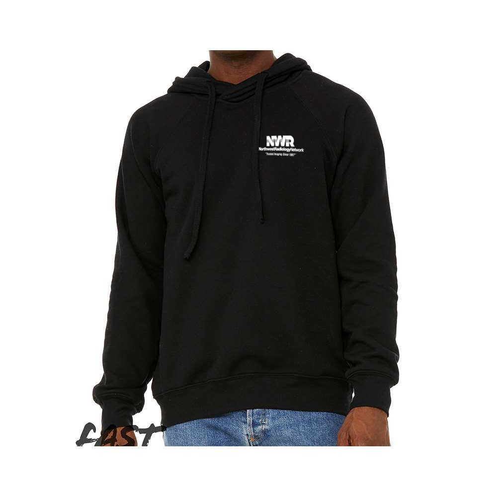 Bella + Canvas® Unisex Crossover Hoodie - Personalization Available