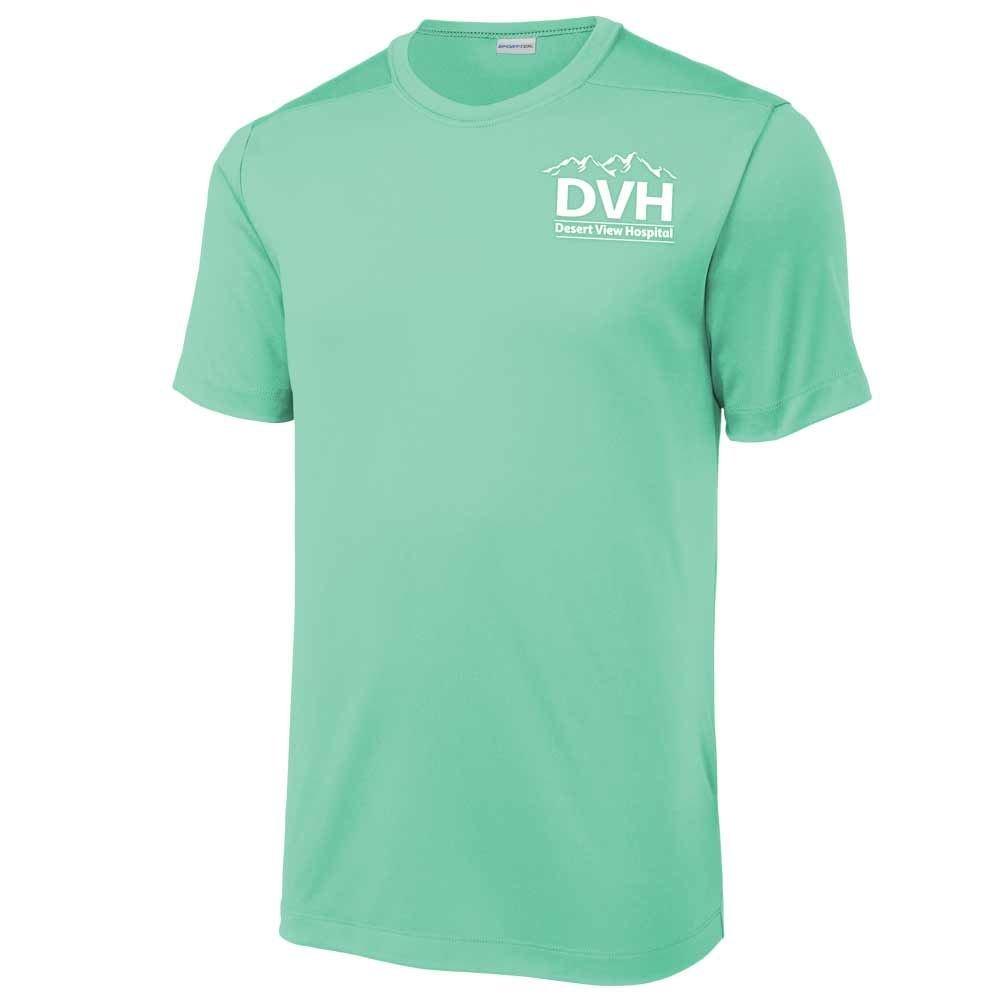 Sport-Tek® Posi-UV™ Men's Crewneck�Pro Performance T-Shirt  - Silkscreened Personalization Available