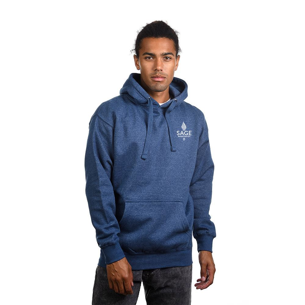 Positive Wear Unisex Premium Pullover Hoodie- Silkscreen Personalization Available