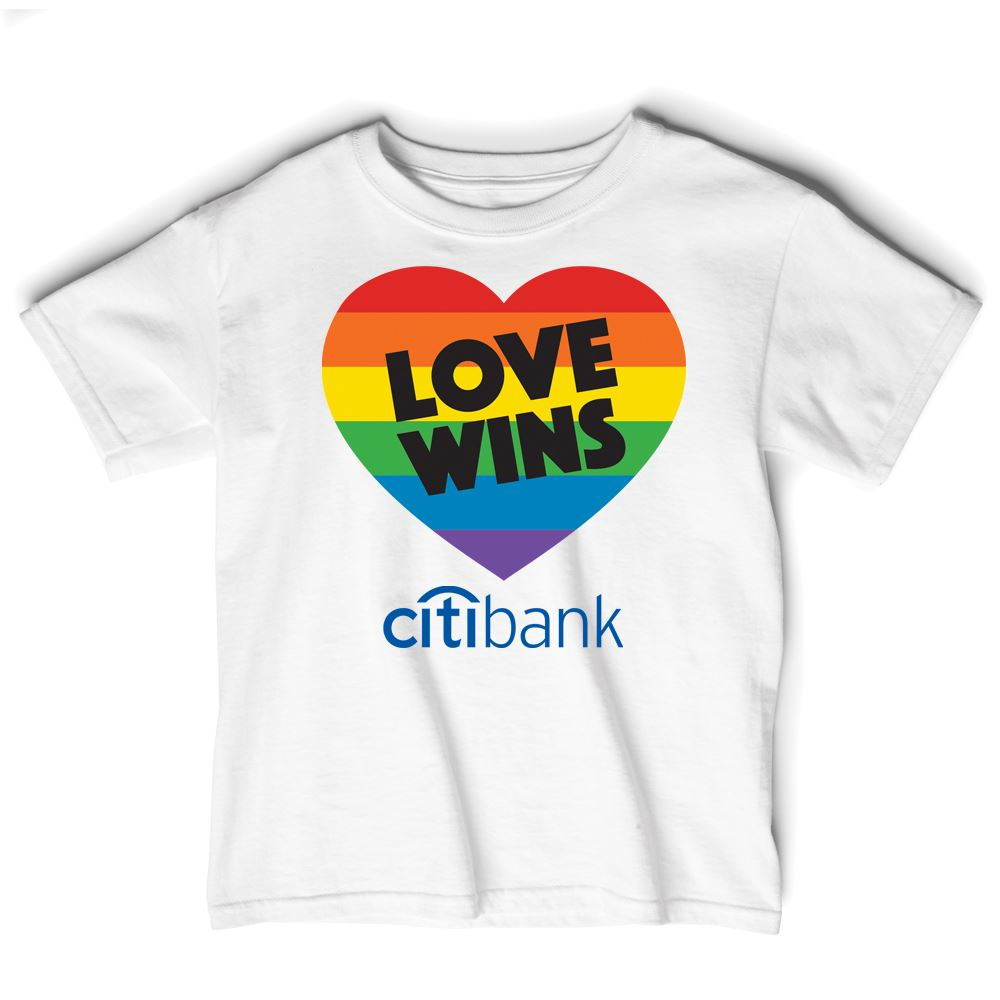 100% Cotton Pride �Design Your Own� T-shirt- Personalization Available