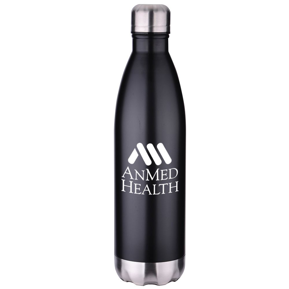 Denali Stainless Steel Vacuum Bottle 17-Oz. - Personalization Available