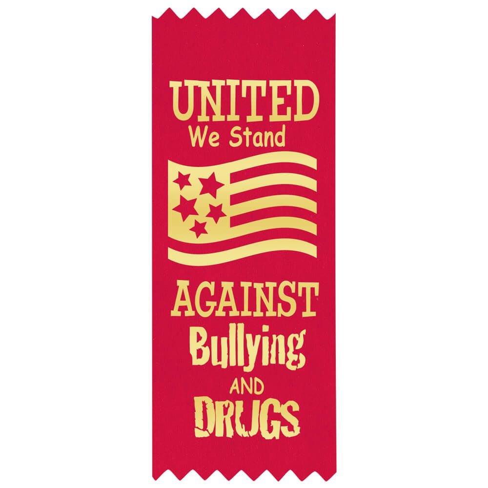 red ribbon week against drugs slogans | just b.CAUSE