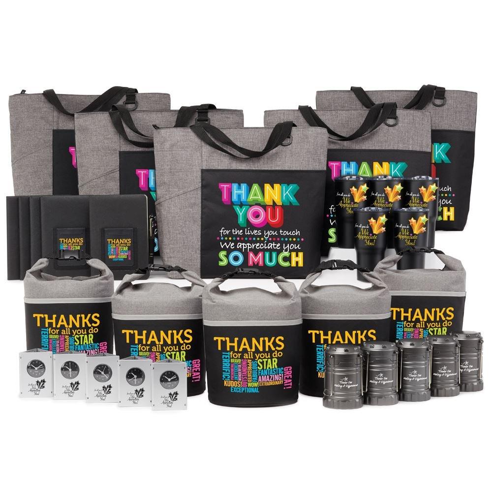 30-Piece Appreciation Raffle/Value Pack