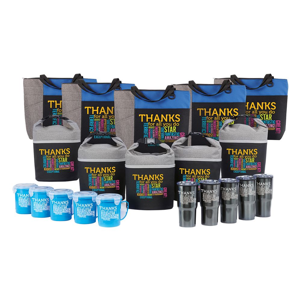 Thanks For All You Do Scratch & Win Prize Pack
