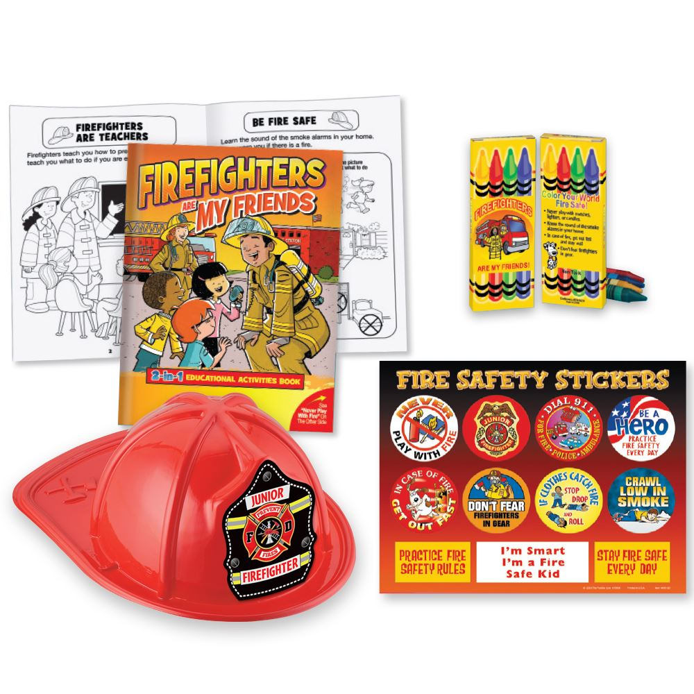 Fire Prevention Classroom Kit