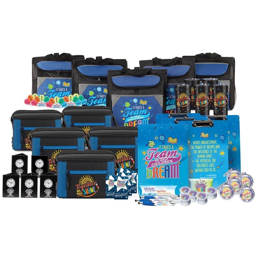 50-Piece Raffle Pack - Teachers