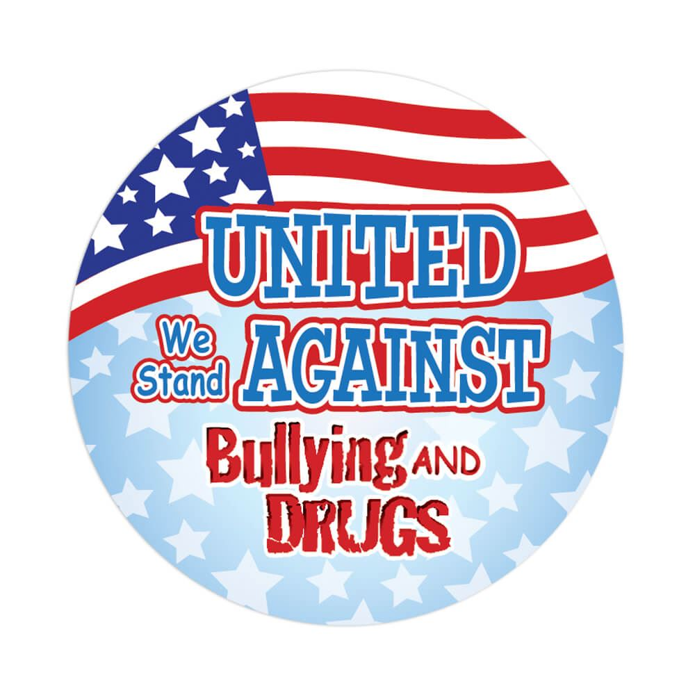 Image result for United we stand against bullying and drugs