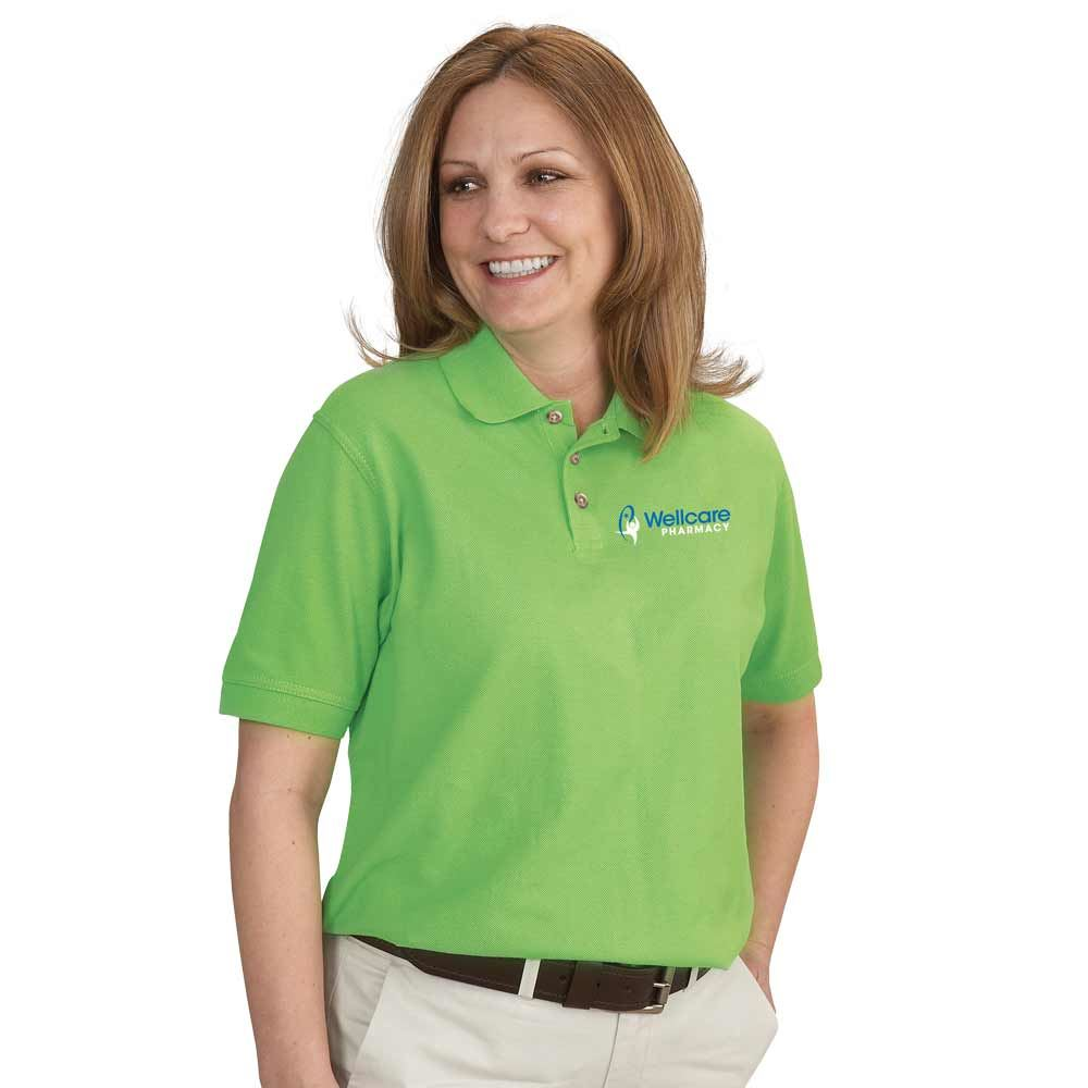 Gildan® DryBlend® 50/50 Jersey Polo: Premium Colors - Embroidery Personalization Available